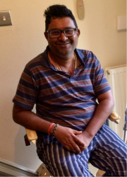 Castle Comfort Stairlifts Review by Dr Viswa Sonti