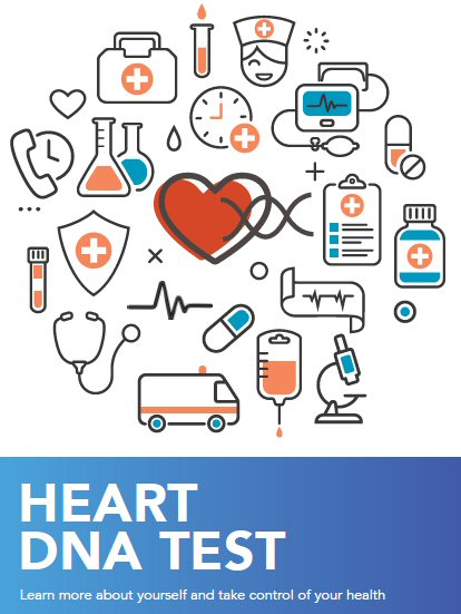 Download our Heart DNA Brochure