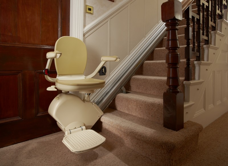 Brooks Stairlifts, manufactured by Acorn
