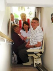 Castle Comfort Stairlifts Review by Graham Dale