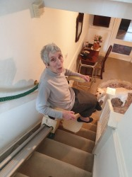 Castle Comfort Stairlifts Review by Rupert Battersby