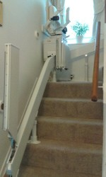 Castle Comfort Stairlifts Review by Darryl Kingsbury