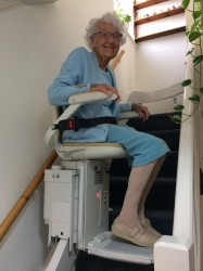Castle Comfort Stairlifts Review by Simon Gallagher