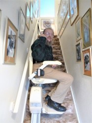 Castle Comfort Stairlifts Review by John P