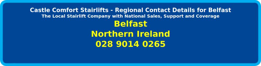 Belfast Nothern Ireland Tel:02890140265